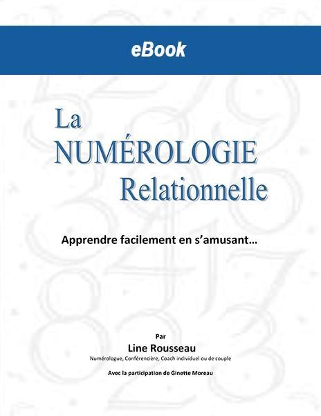 Numérologie relationnelle - eBook