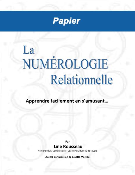 Numérologie relationnelle (version papier)